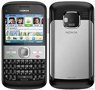Nokia E5-00 - Dark Grey (002X093), Red