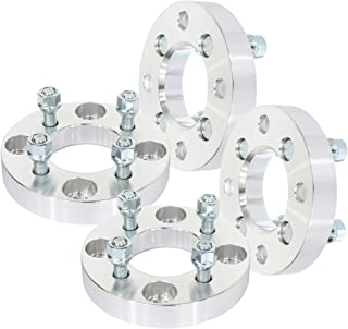 SCITOO 4x137 to 4x156 12x1.5 110 1 Wheel Spacers fits for 2011-2016 Can-Am Commander 1000 2011-2015 Can-Am Commander 800