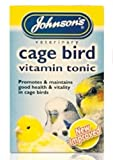 SIPW - NEW IMPROVED Cage Bird Vitamin Tonic Budgies Cockatiels Parrotlets Finches (15ml Bottle)