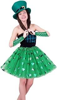 Verde BESTOYARD Festa di San Patrizio Cappello Irlanda St Patrick Fancy Fascia Irlandese Decorazione Cappello San Patrizio Decorazioni per Feste Festival Carnevale