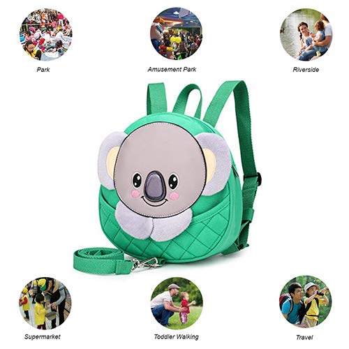 Toddler Backpack with Safety Leashes Walking Harness Backpack for Toddler Age 1-2 Years