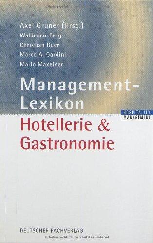 Management-Lexikon Hotellerie & Gastronomie