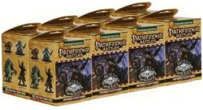 Pathfinder Skull & Shackles Booster Brick by WizKids