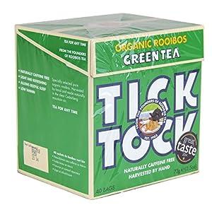 Tick Tock Vert Bio Rooibos 40sachets