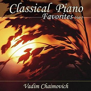 Classical Piano Favorites, Vol. 2