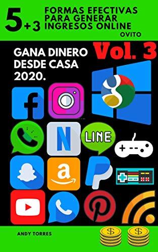 GANA DINERO TRABAJANDO EN CASA 2020 Vol. 3: 5 Formas de GANAR DINERO en la Cuarentena +3 como Regalo (Ovito)