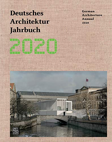 Deutsches Architektur Jahrbuch 2020/ German Architecture Annual 2020