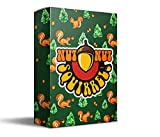 nut nut Squirrel! - Fun Card Game for Kids, Teens, Adults & Families. Outsmart Your Opponents and Keep Those Squirrels from Stealing Your Stash! 2-4 Players / Ages 4+ / 3 Levels of Play
