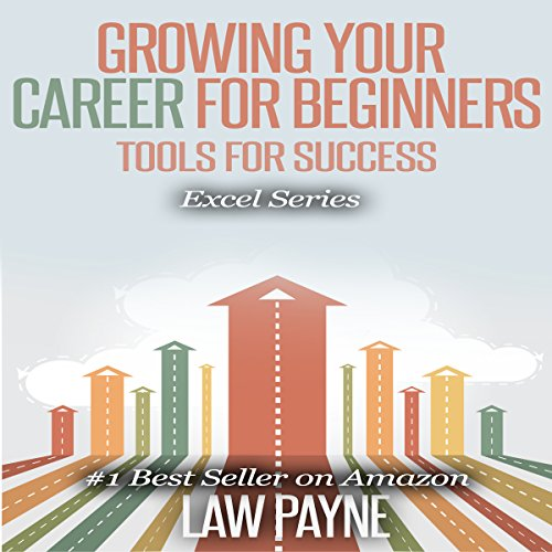 Growing Your Career for Beginners audiobook cover art
