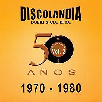 Discolandia 50 Años Vol. 2