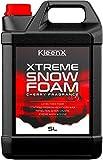 Cherry Snow Foam Shampooing nettoyant pour voiture – Contient de la cire de qualité supérieure – Résultats de nettoyage et de nettoyage professionnels – Mousse épaisse – pH équilibré et non caustique