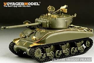 Working Israel M1 for Sherman [PE35446] Israeli M1 Super Sherman Tank basic (For TAMIYA 35322)