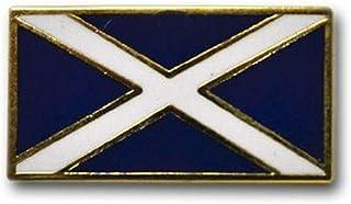 Scozia Bandiera scozzese rettangolare BANDIERA SMALTO SPILLA DISTINTIVO