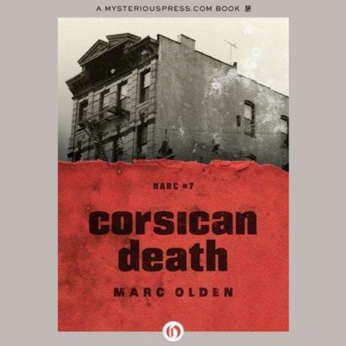 Couverture de Corsican Death