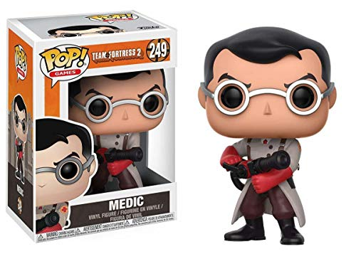 Funko Pop Games: Team Fortress 2 - Medic Collectible Vinyl Figure
