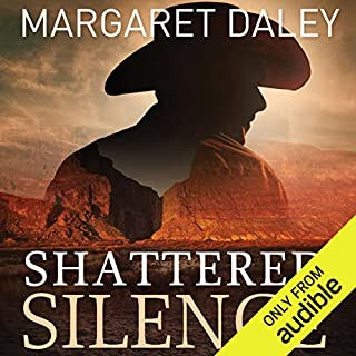 Shattered Silence     The Men of the Texas Rangers, Book 2              By:                                                                                                                                 Margaret Daley                               Narrated by:                                                                                                                                 Carly Robins                      Length: 9 hrs and 11 mins     74 ratings     Overall 4.5