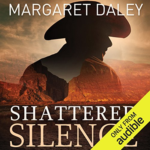 Shattered Silence audiobook cover art