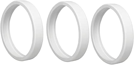 Aquabeacon 3 Pack Replacement Pool Cleaner Tire for Polaris Models 180, 280, 360, 380, C10, C-10