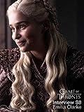Interview - Emilia Clarke - Game of Thrones S8