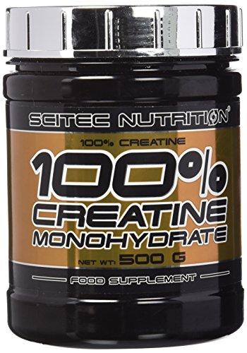 Scitec Nutrition Creatine Monohydrate sin sabor 500 g