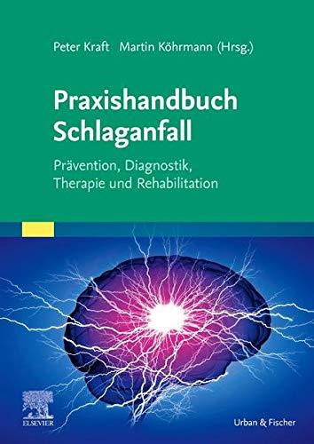 Praxishandbuch Schlaganfall: Prävention, Diagnostik, Therapie und Rehabilitation