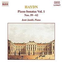 Haydn:Piano Sonatas 59