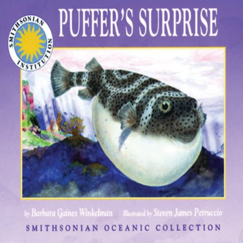 Puffer's Surprise audiobook cover art