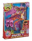 Moda de aventura de vestir de Dora - chica surfista