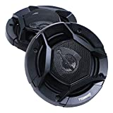 Rewaive 3-Way RW-6030 Max Power Super Bass Dolby Digital Sound Coaxial Car Speakers