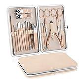 Luling Manicure Professionale, Set Manicure, Pedicure Manicure Set, Tagliaunghie Set Professionale,...