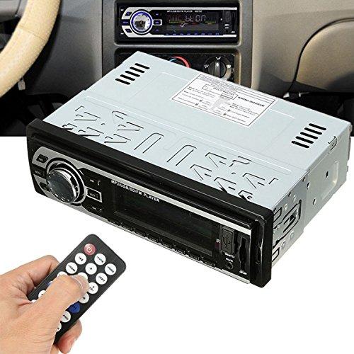 C-FUNN Auto Voiture Stéréo Mp3 Radio Lecteur Audio dans Dash FM Transimittervs Aux Entrée Récepteur SD USB