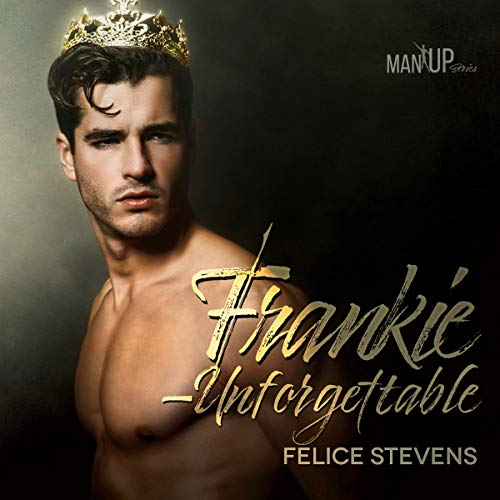 Frankie - Unforgettable audiobook cover art