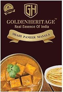 Golden Heritage Shahi Paneer Masala 006(Brown 06)
