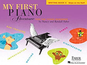 Piano Adventures: My First Piano Adventure - Writing Book C