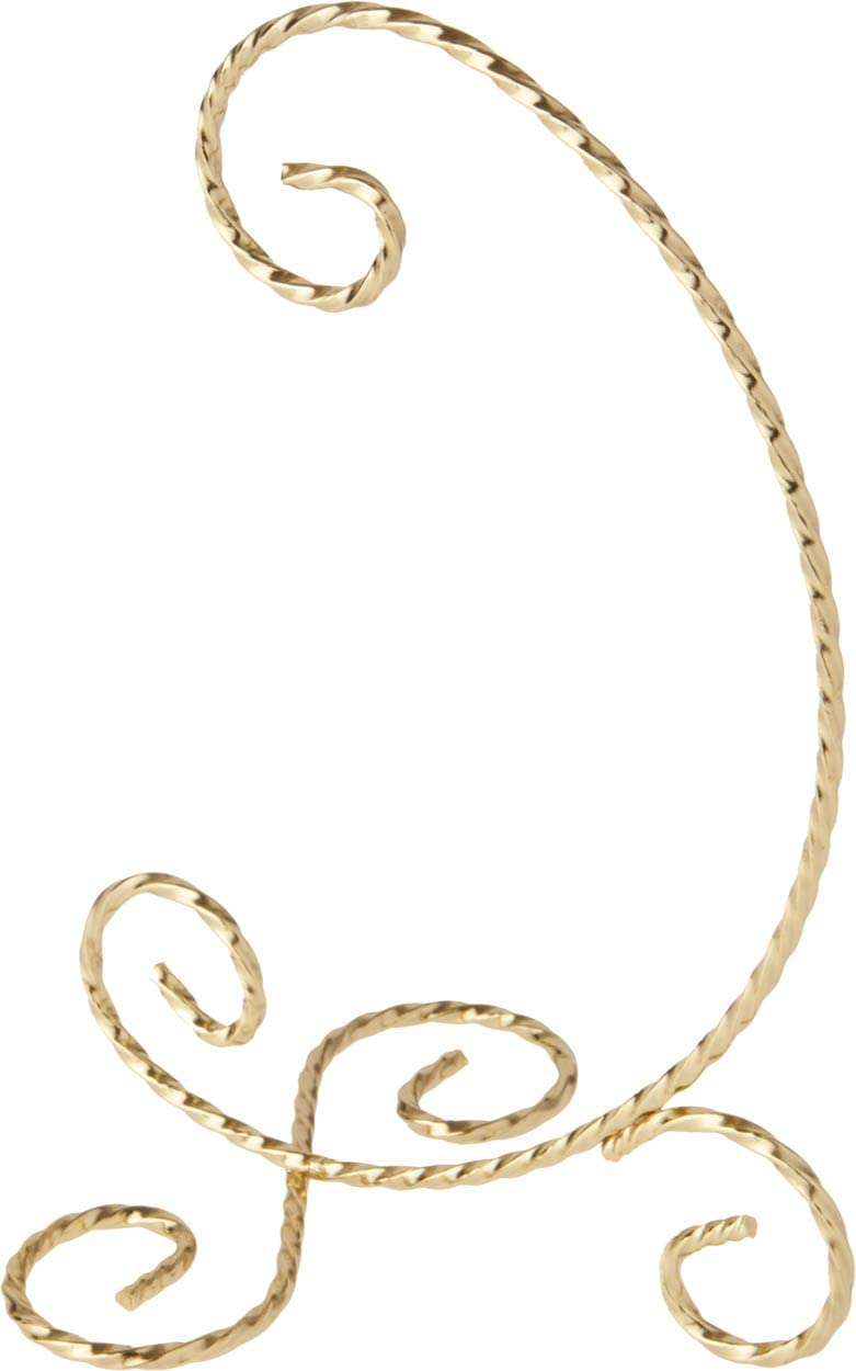 Bard's Gold-Toned Ornament Stand, Small, 7.5