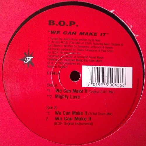 We Can Make It – Bop 12″