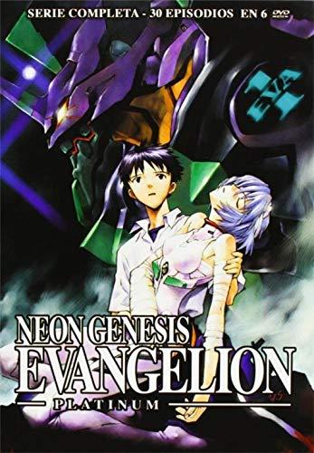 Neon Genesis Evangelion Platinum (Serie Completa)