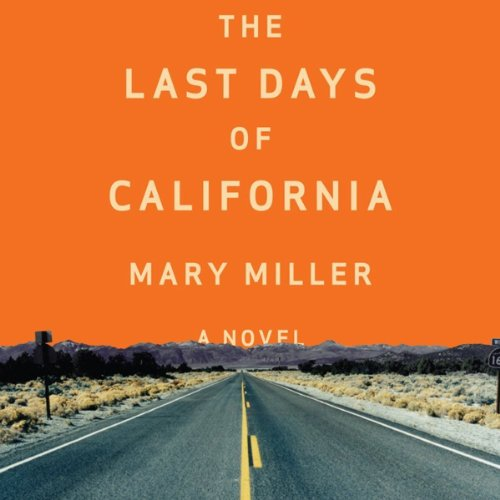 The Last Days of California cover art