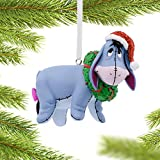 Winne The Pooh Eeyore Christmas Ornament