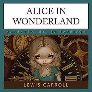 Couverture de Alice in Wonderland