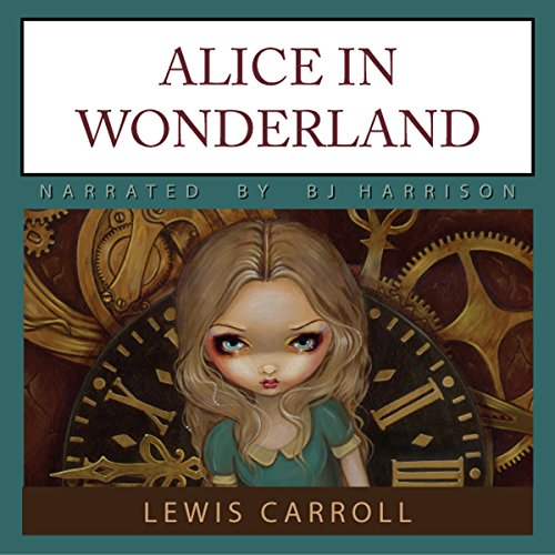 Alice in Wonderland                   Written by:                                                                                                                                 Lewis Carroll                               Narrated by:                                                                                                                                 B.J. Harrison                      Length: 2 hrs and 42 mins     11 ratings     Overall 4.6