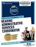 Hearing Administrative Services Coordinator (Career Examination)