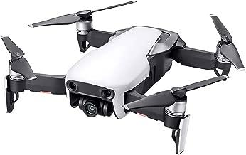 DJI Mavic Air Quadcopter with Remote Controller - Arctic White