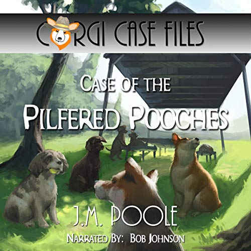 Case of the Pilfered Pooches cover art
