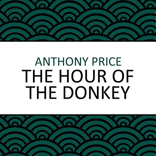 The Hour of the Donkey audiobook cover art