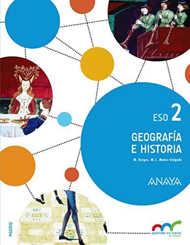 Geografía e Historia 2. (Aprender es crecer en conexión) - 9788469814710