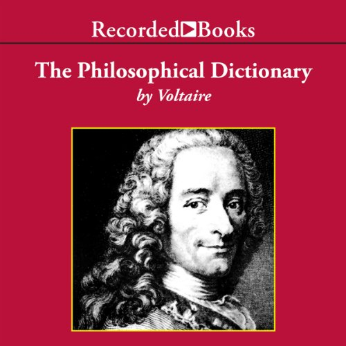 Philosophical Dictionary  audiobook cover art
