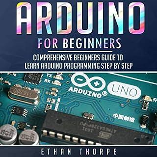 Arduino Programming for Beginners audiobook cover art