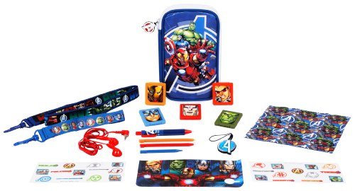 Kit 16 Acc. Avengers-Iron Man 3 All DS