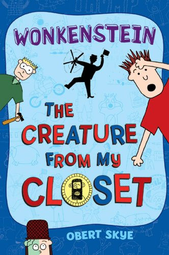 Download Wonkenstein (The Creature from My Closet Book 1) (English Edition) B00CNTTVII